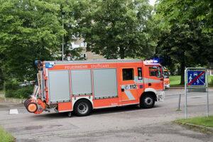 Feuerwehreinsatz: Ausgelöster Heimrauchmelder