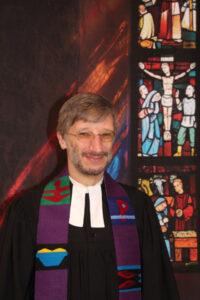 Pfarrer Hartmut Häcker, Foto GOEDE