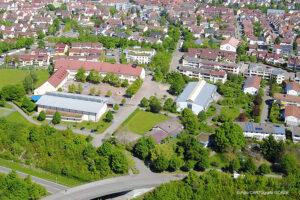 Wolfbuschschule in Weilimdorf. Foto: GOEDE
