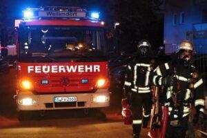 Symbol FF Weilimdorf Nacht
