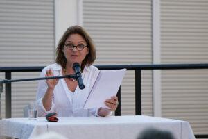 Annette Mayer, Foto: Pfr. Hambücher