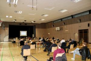 Sitzung Sicherheitsbeirat Weilimdorf 20.10.2021