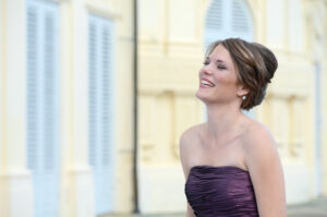 Sängerin Eva Wenniges (Mezzosopran)